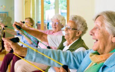 Living Longer and Stronger